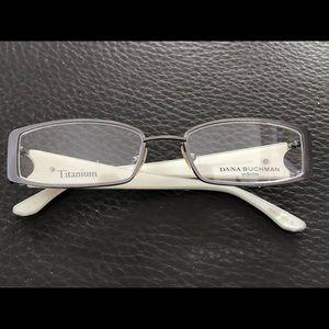 New Dana Buchman Georgia II Titanium Eyeglasses